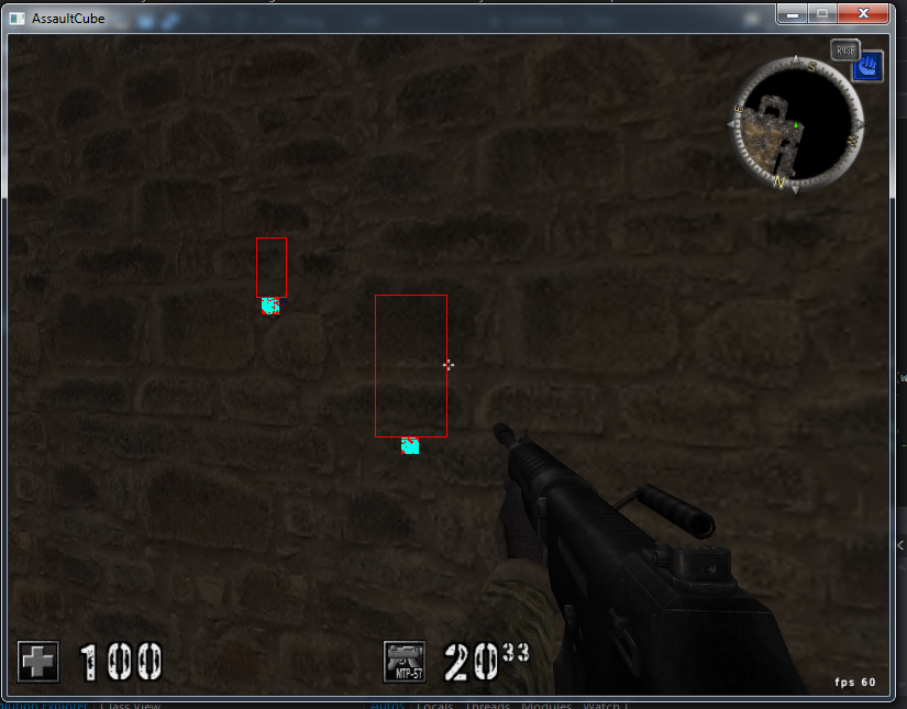 Solved - AssaultCube ESP | Guided Hacking