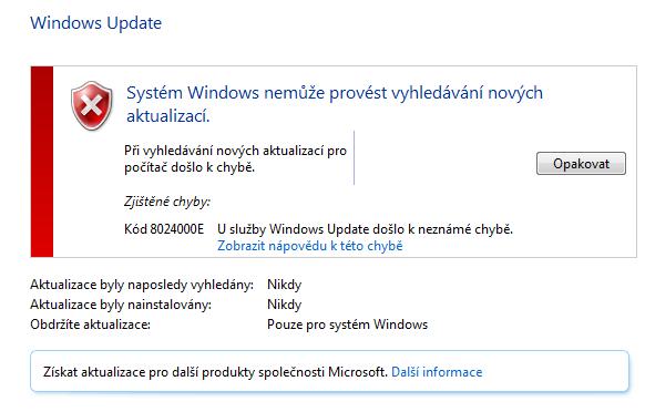 Update firmware na HP SSD